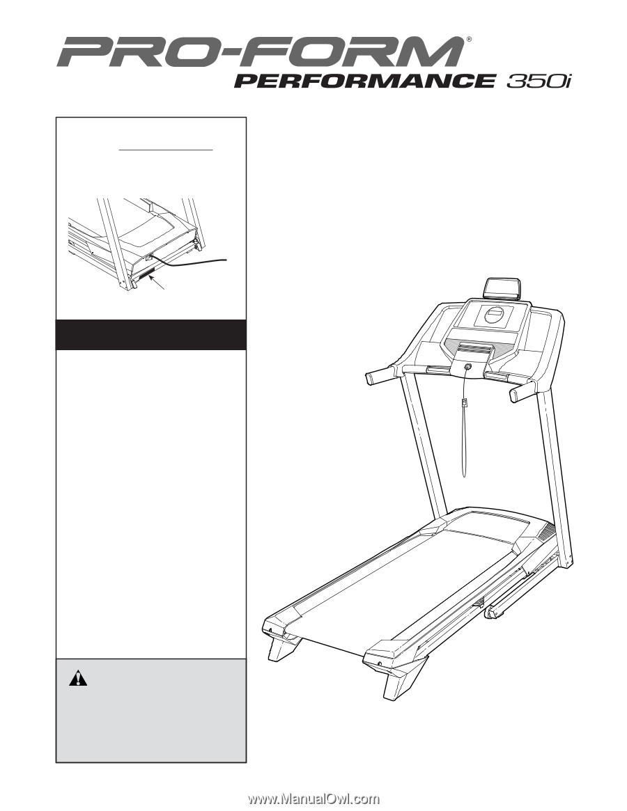 proform treadmill wiring diagram