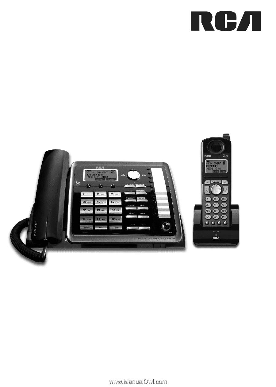 rca 25255re2 user guide rh manualowl com RCA Model 25255RE2 RCA Model 25255RE2