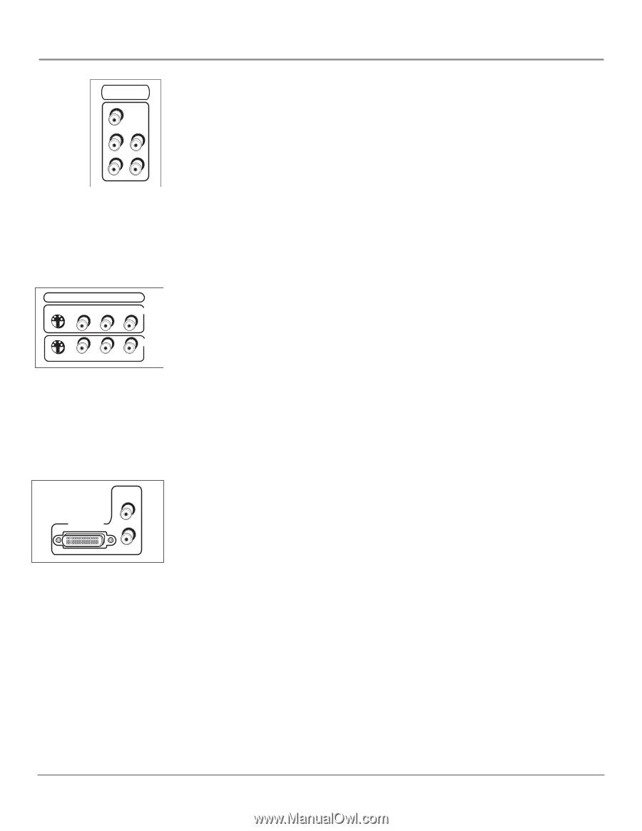 r52wh74 service manual product user guide instruction u2022 rh testdpc co RCA DLP TV Web Browser RCA D52W20 ITC222
