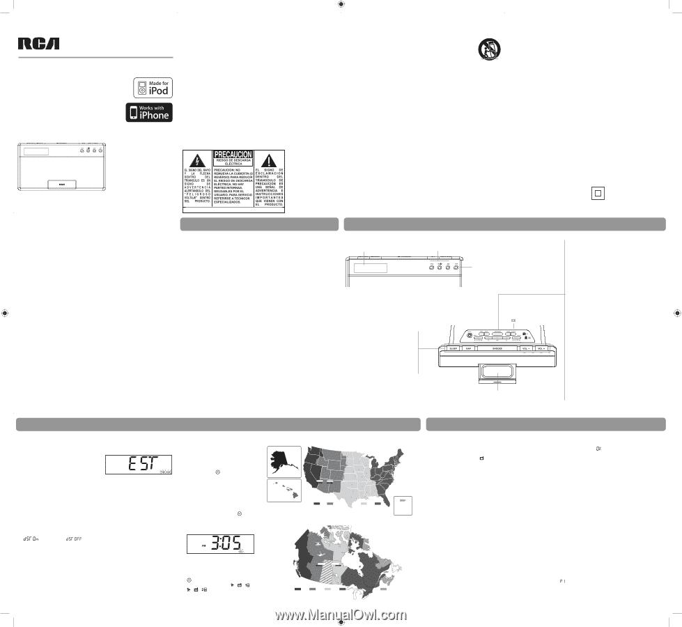 rca rc65i user manual rc65i spanish rh manualowl com RCA Service Manual Aiwa Owner's Manual