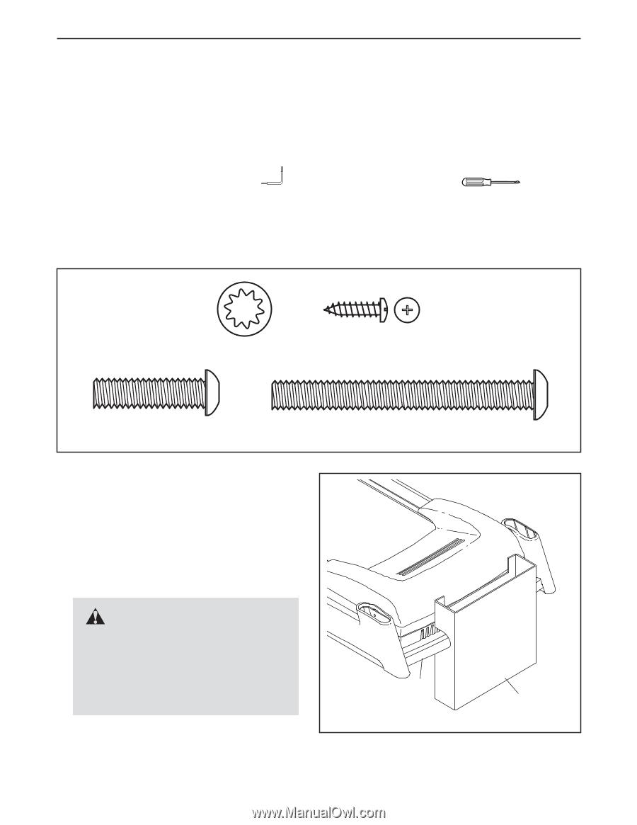 Reebok 9500 es treadmill   english manual.