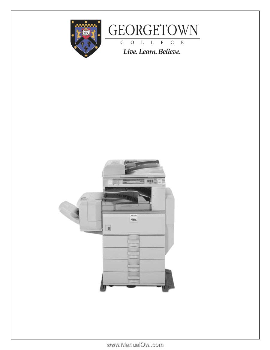 Ricoh mp 201spf multi function printer download instruction manual pdf.