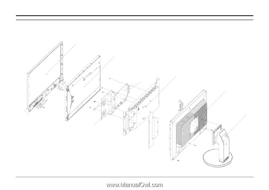 Samsung 215tw Service Manual
