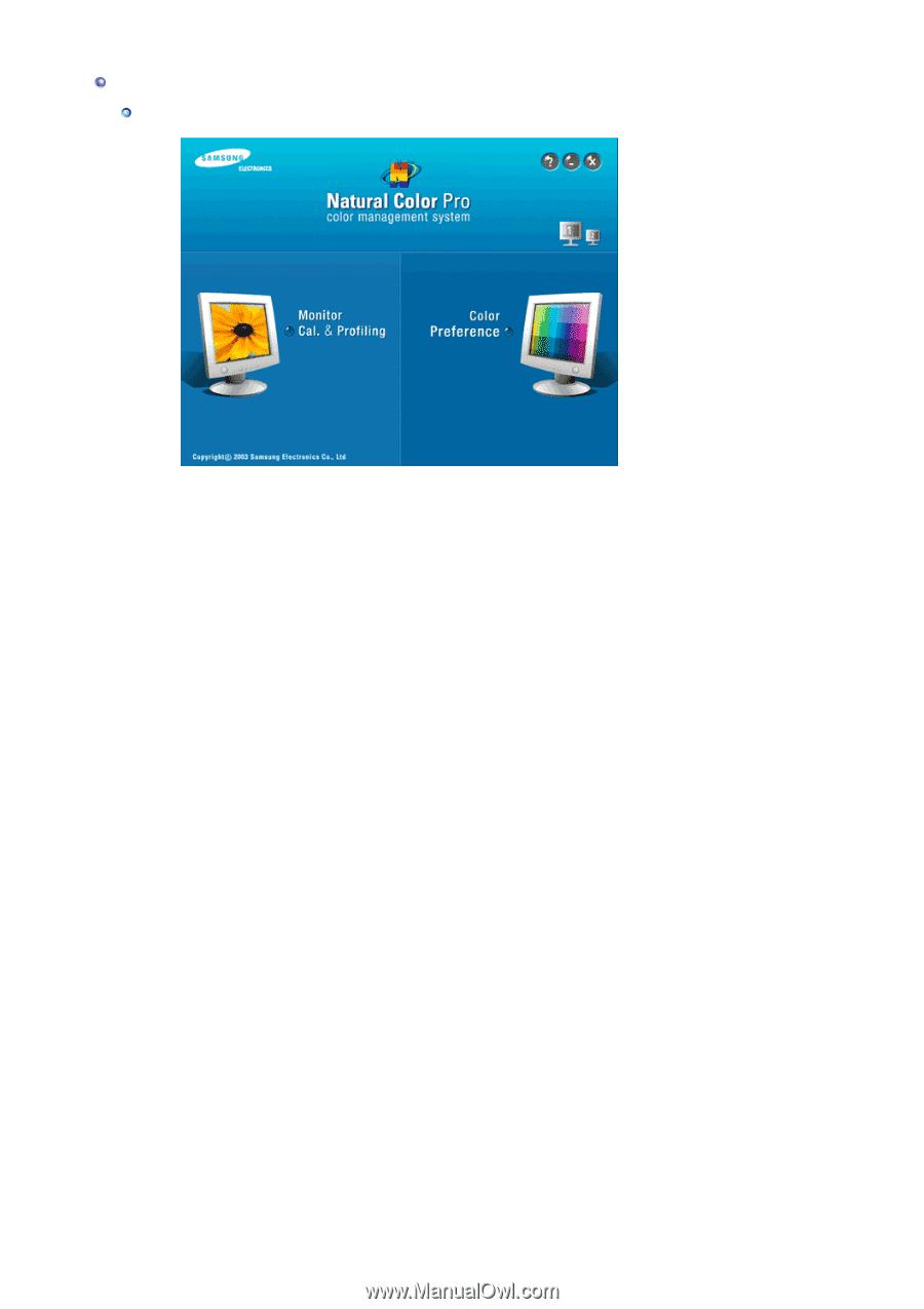 Samsung 713BMPLUS | User Manual (user Manual) (ver 1 0