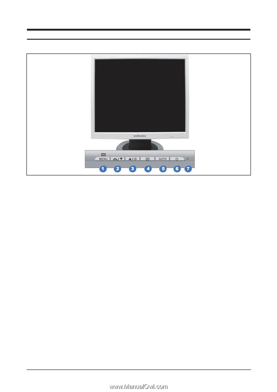 samsung 920nw service manual page 51 rh manualowl com Samsung Monitor Samsung Parts List