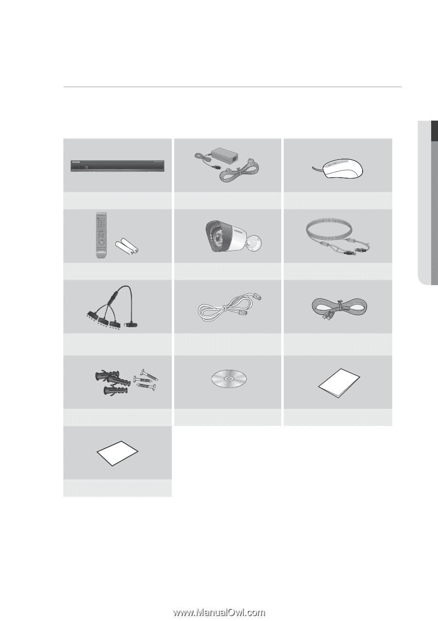 Samsung DVR-5100 | User Manual