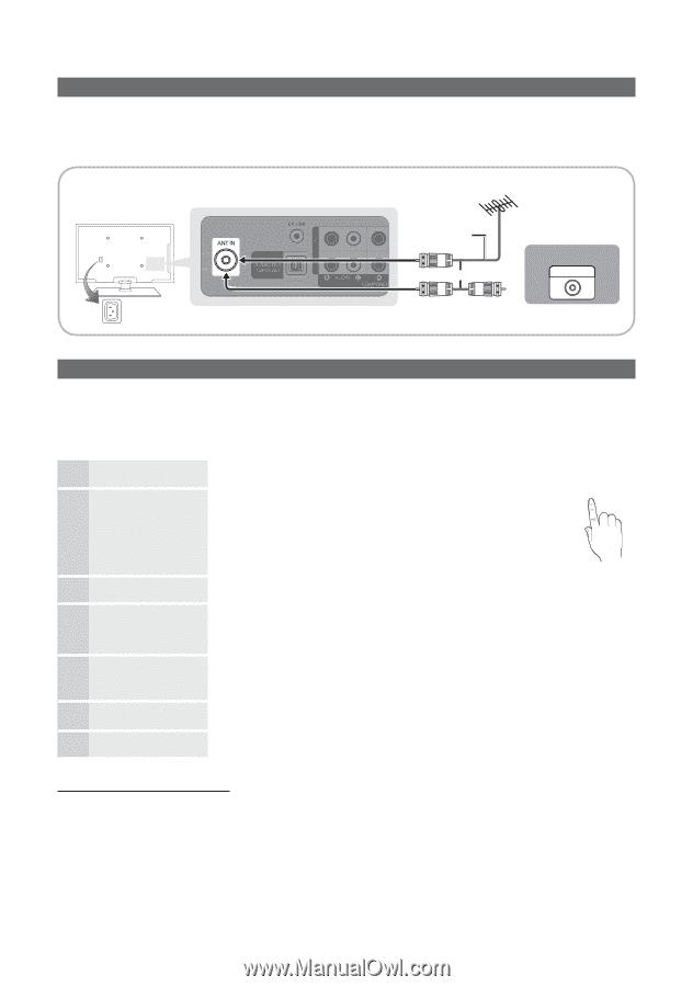 samsung pn43d450a2d user manual user manual ver 1 0 english rh manualowl com Owner's Manual Service Station
