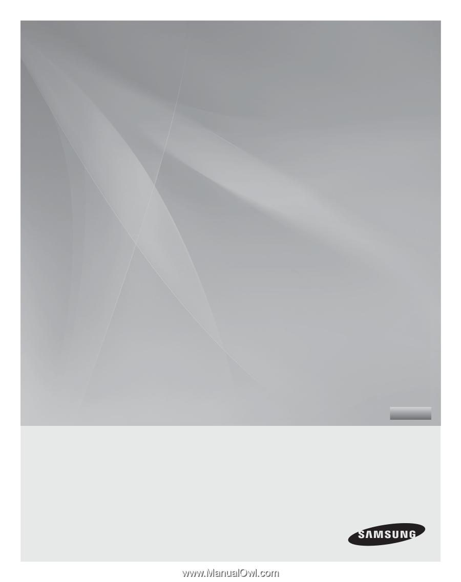Samsung RF267ABRS   User Manual  ENGLISH