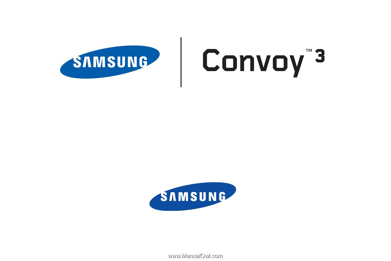 Samsung sch u680 user manual verizon wireless sch u680 convoy 3 gh68 38328a printed in usa m4hsunfo