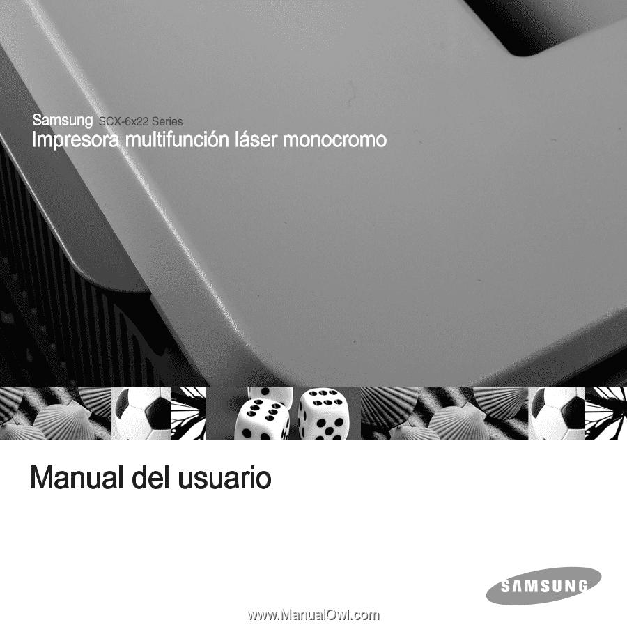 samsung scx 4835fr user manual