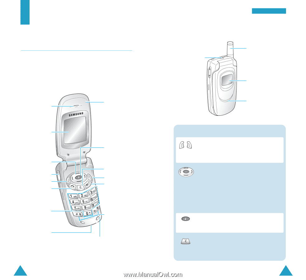 Samsung SGH-a800 | Owners Manual