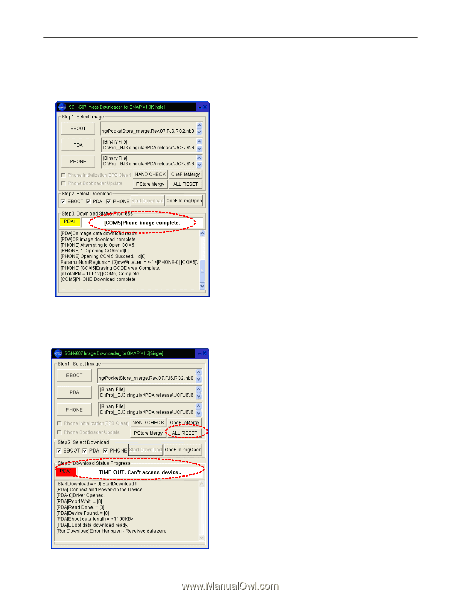 Samsung Binary Download