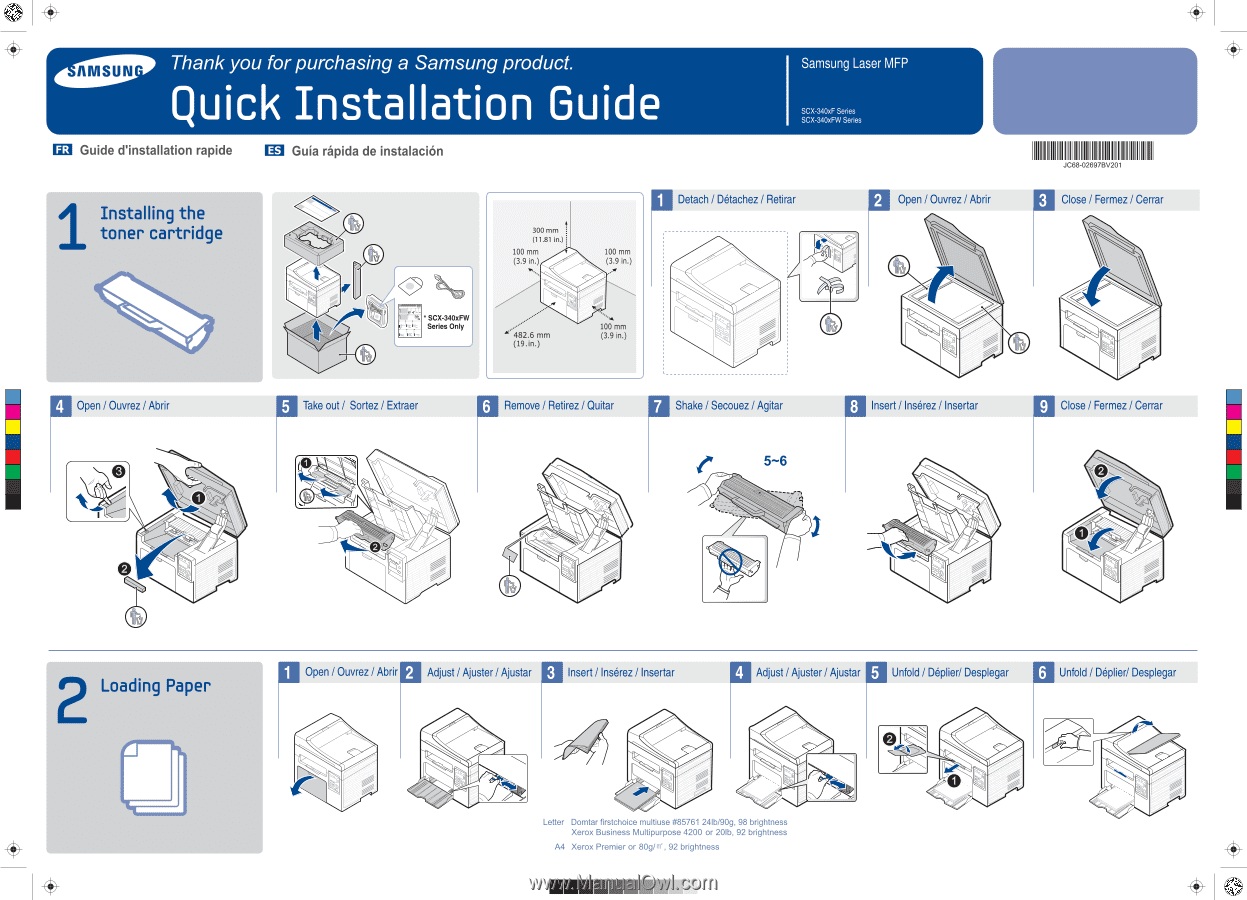 samsung xpress m2070fw manual pdf