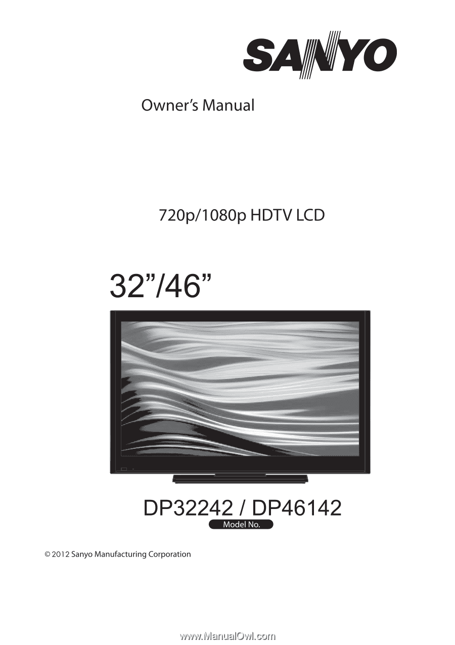 ... Array - sanyo dp32242 owner manual rh manualowl com