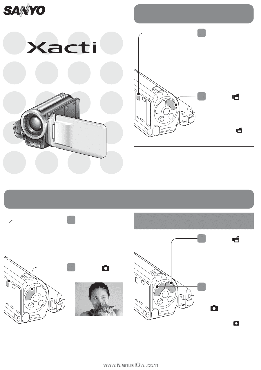 Sanyo Battery Manual Basic Crystal Radio Receiver Circuit Diagram By Elmer G Osterhoudt Background Image Array Vpc Th1 Instruction Th1ex Qsg Rh Manualowl Com