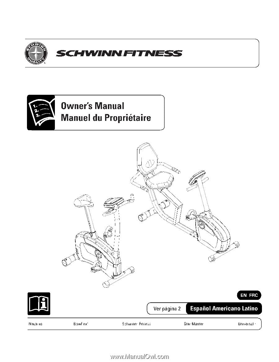 Ac Adapter For Schwinn 170 Upright Bike Manual Guide