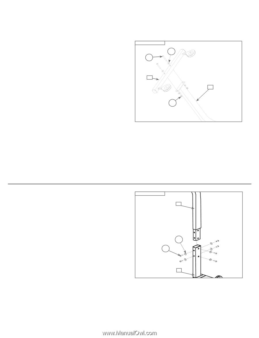 Schwinn comp bowflex manual.