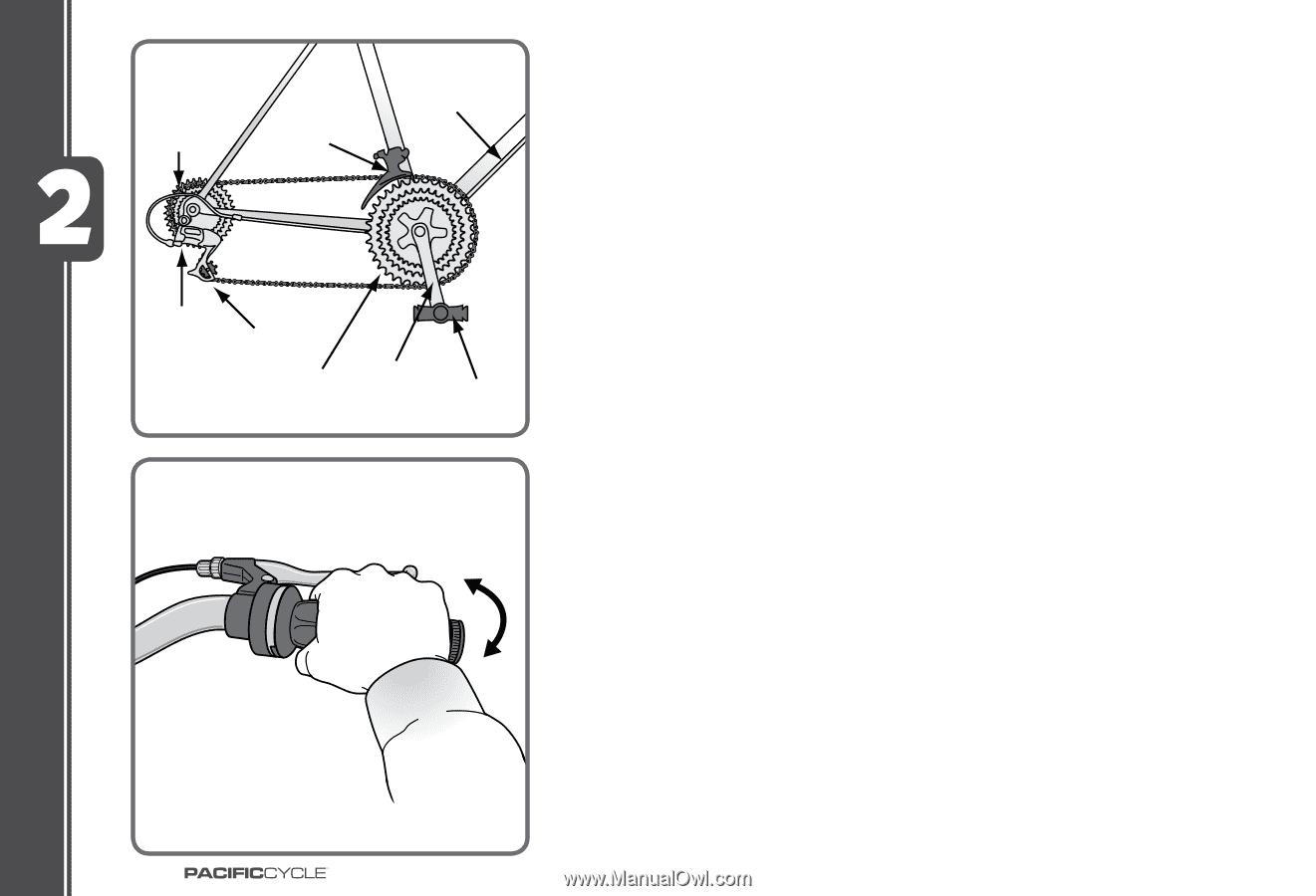 Schwinn Meridian | Schwinn Owner's Manual - Page 24