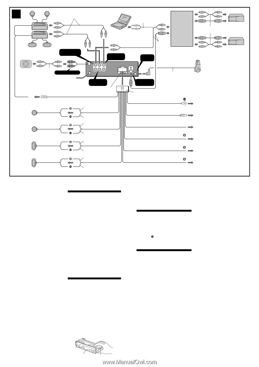 Sony Cdx F5700 Wiring Diagram | Wiring Liry Eq Sony Xplod Wiring Diagram on