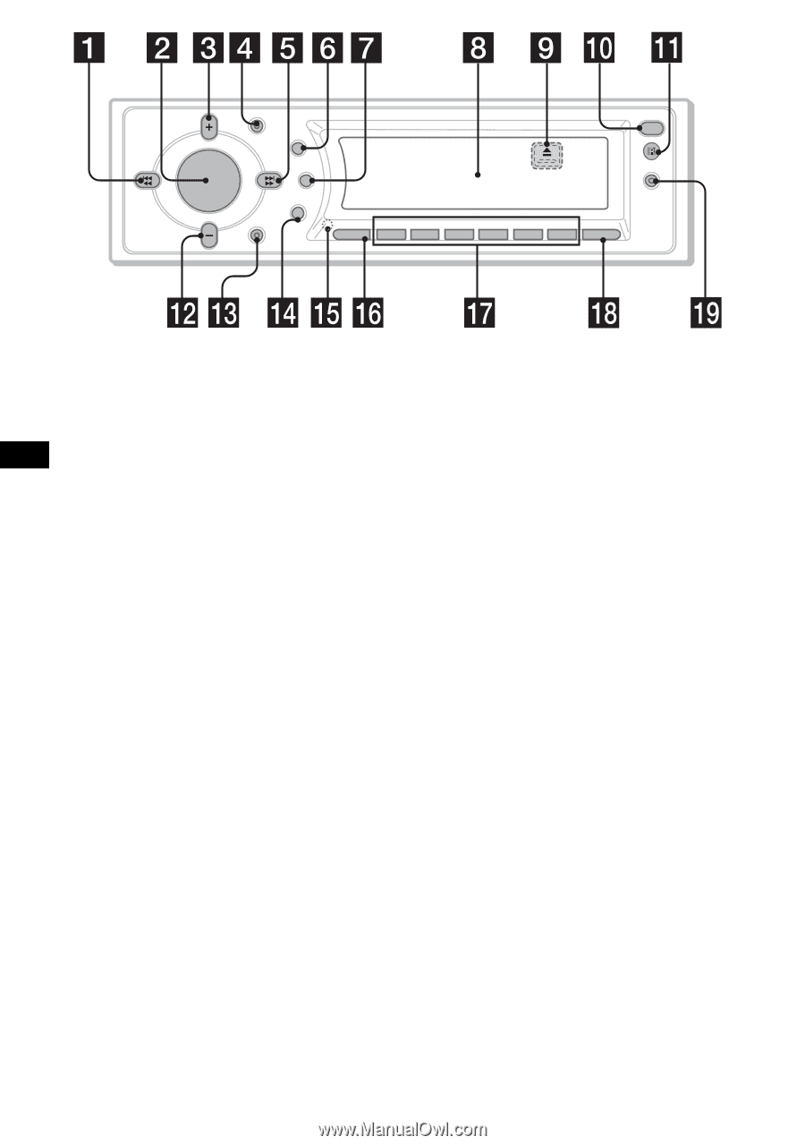 Sony Cdx Fw700 Operating Instructions Wiring Diagram 6