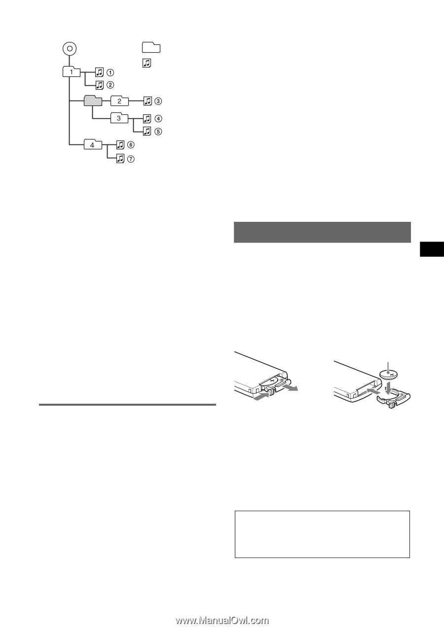 Sony Cdx Gt500 Operating Instructions Page 10 Wiring Diagram 13