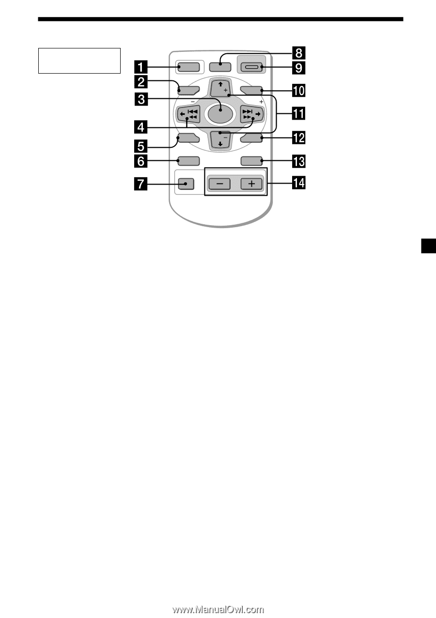 Sony Cdx M610 Primary User Manual English Espantildeol Wiring Diagram 5