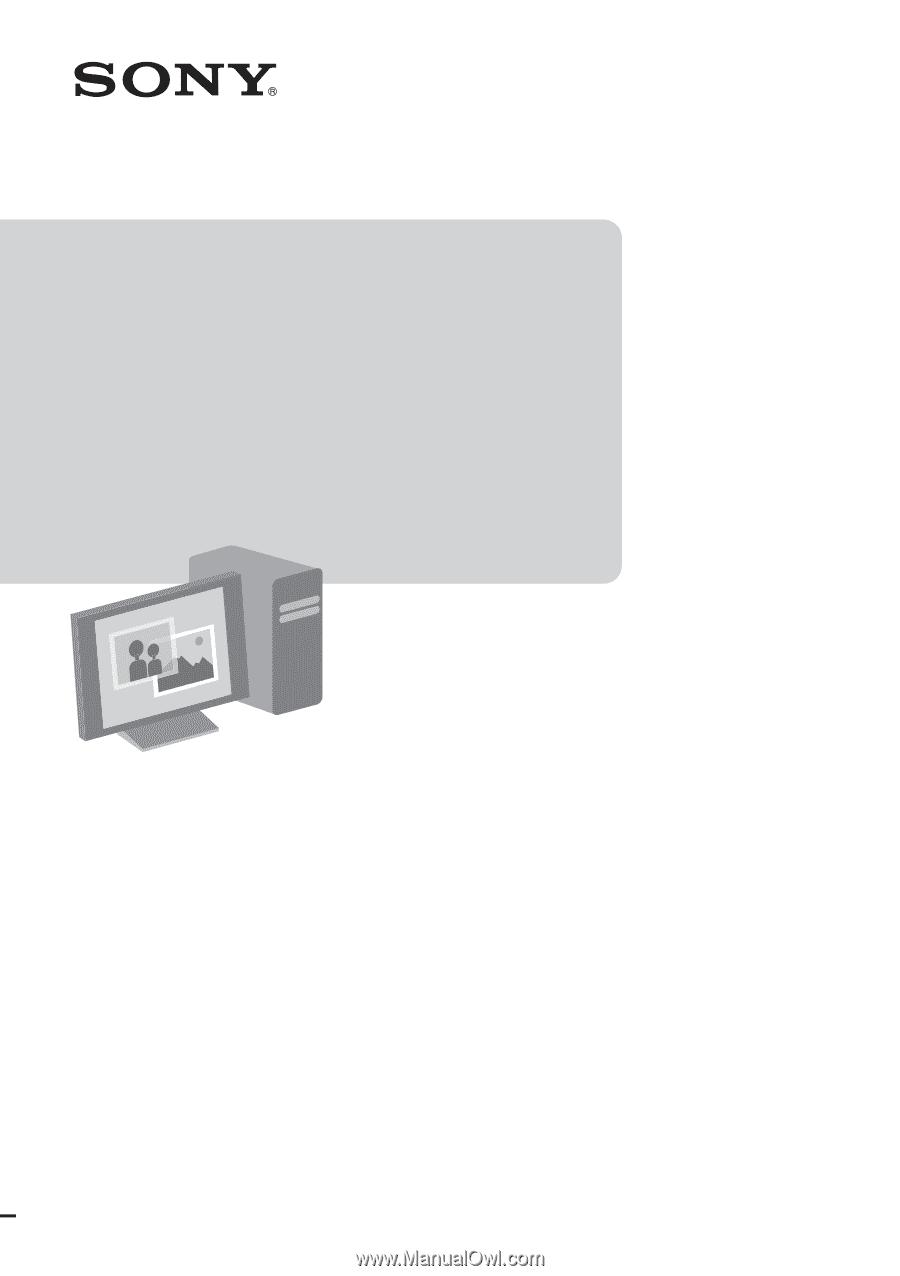 sony dcr hc40 computer applications guide rh manualowl com sony handycam dcr-hc40e software sony handycam dcr-hc40e manual