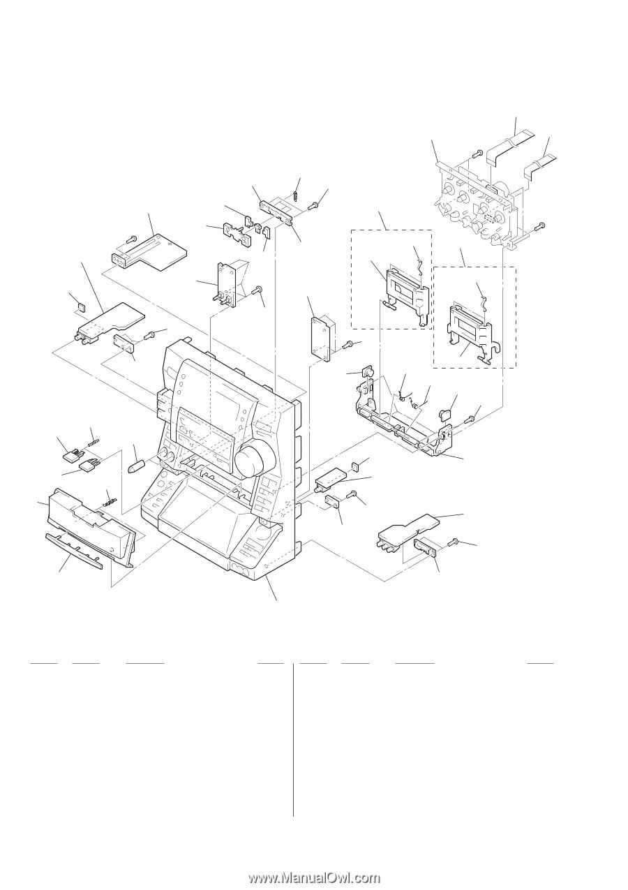 Sony Hcd Xg500 Service Manual Page 60 Electric Guitar Wiring Diagrams Seg1 Diagram 56