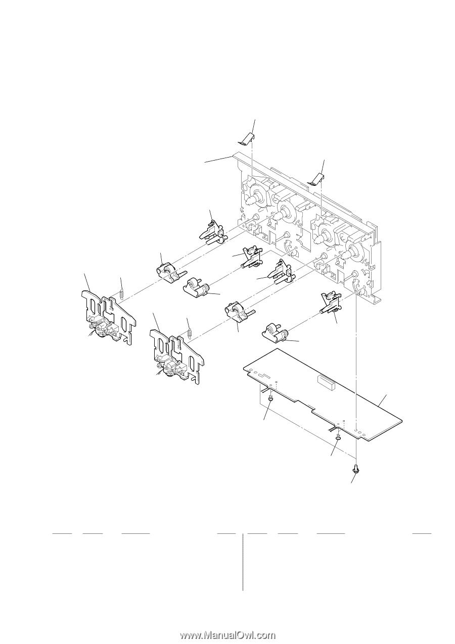Sony Hcd Xg500 Service Manual Page 54 Electric Guitar Wiring Diagrams Seg1 Diagram 59