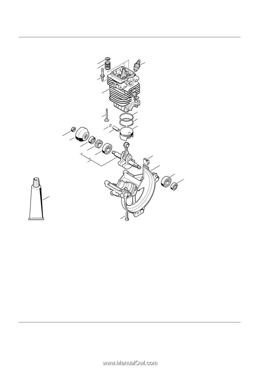Stihl FS 110 | Parts List