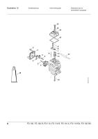 Stihl FS 110   Parts List