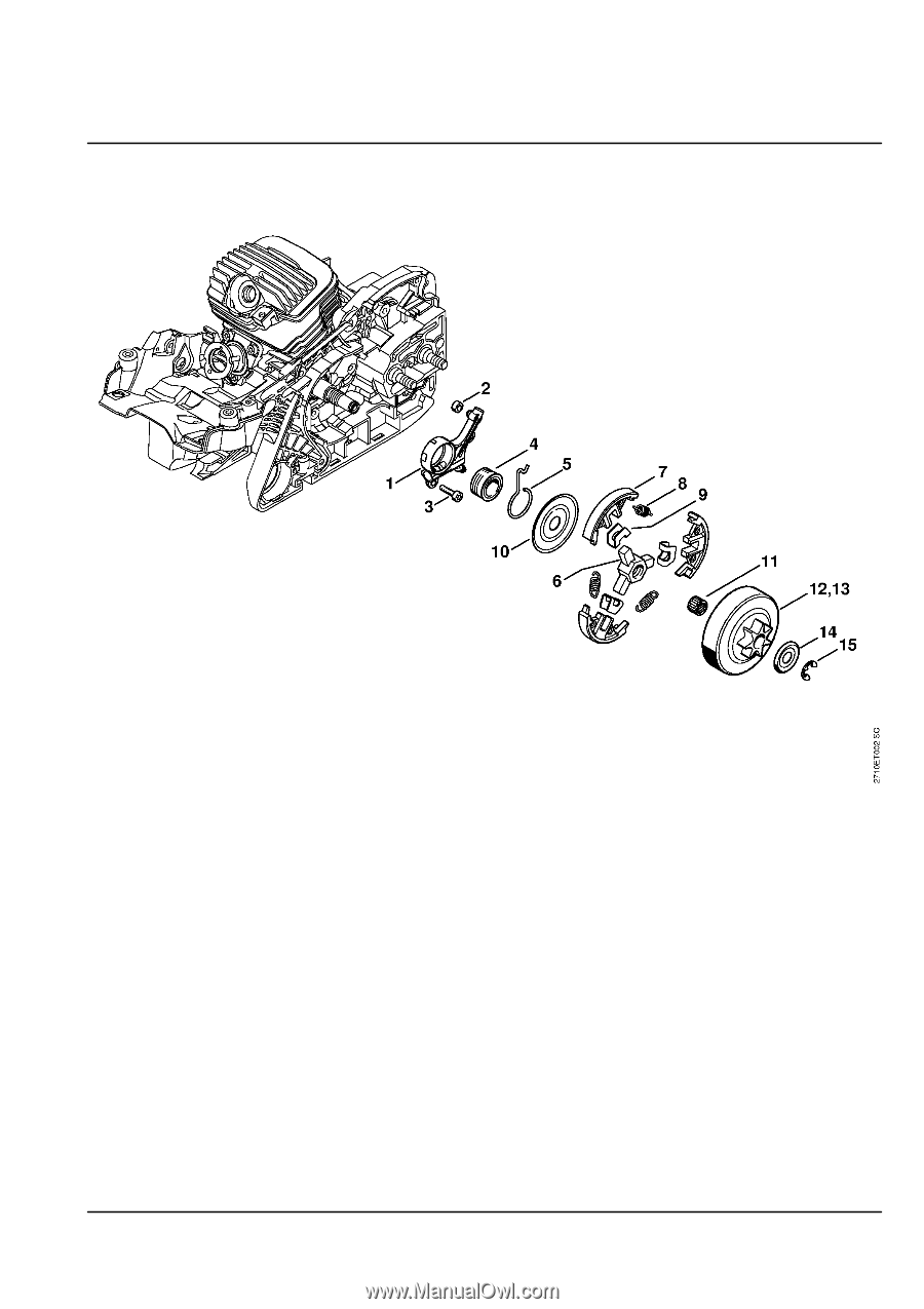 Search Results For U201cstihl 028 Parts Diagram Pdf Manual Guide