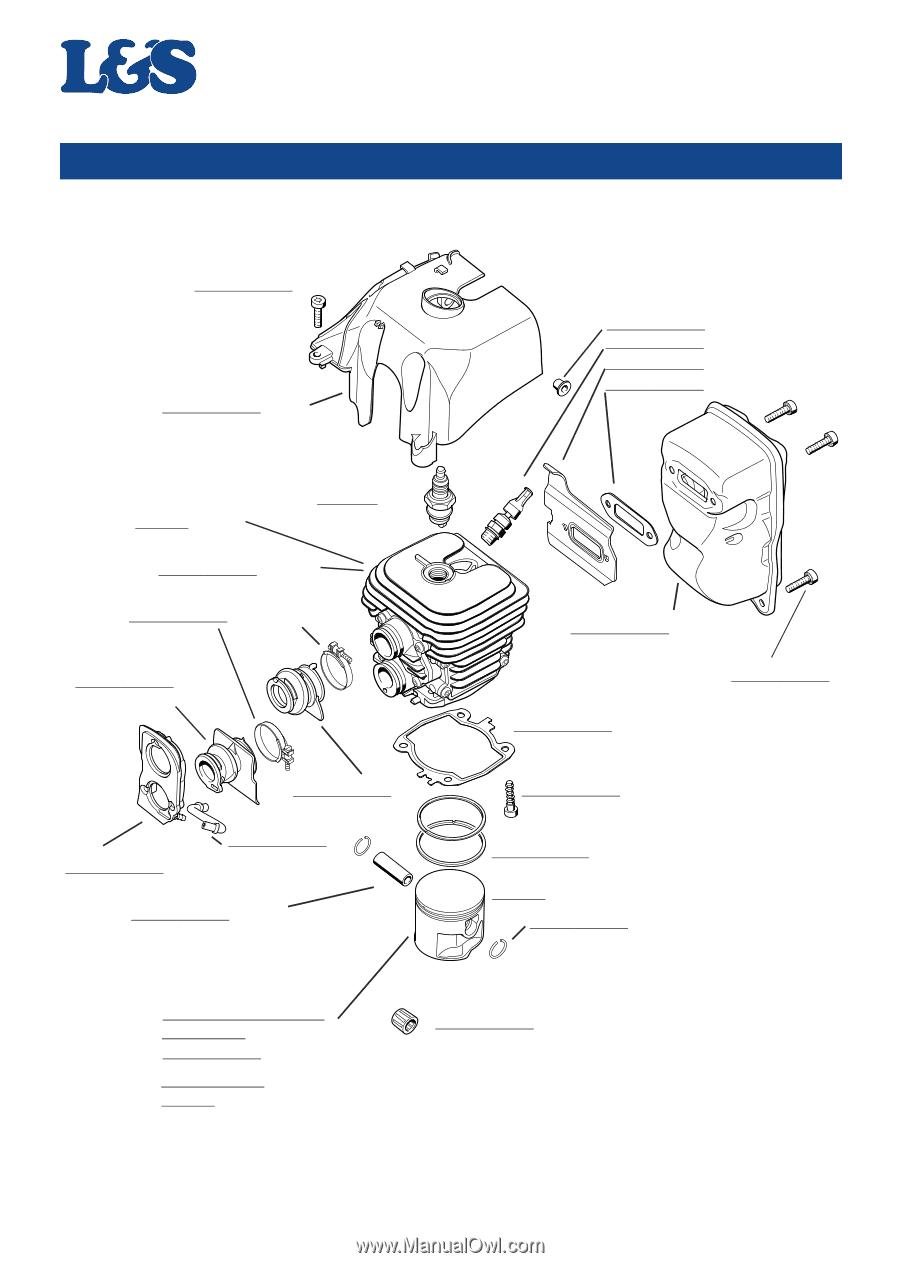 34 Stihl Ts420 Parts Diagram