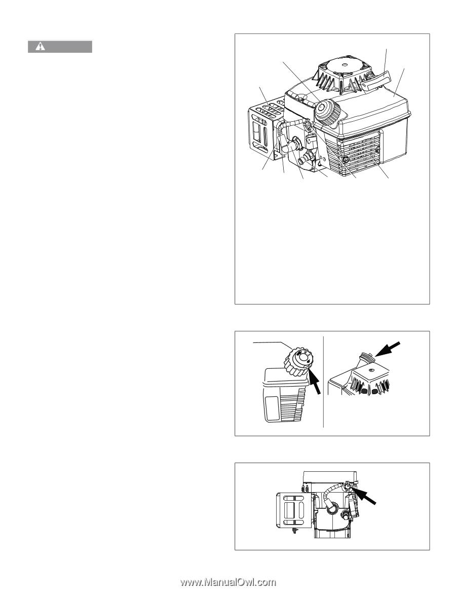Tecumseh Products TC300 | Operator Manual - Page 6