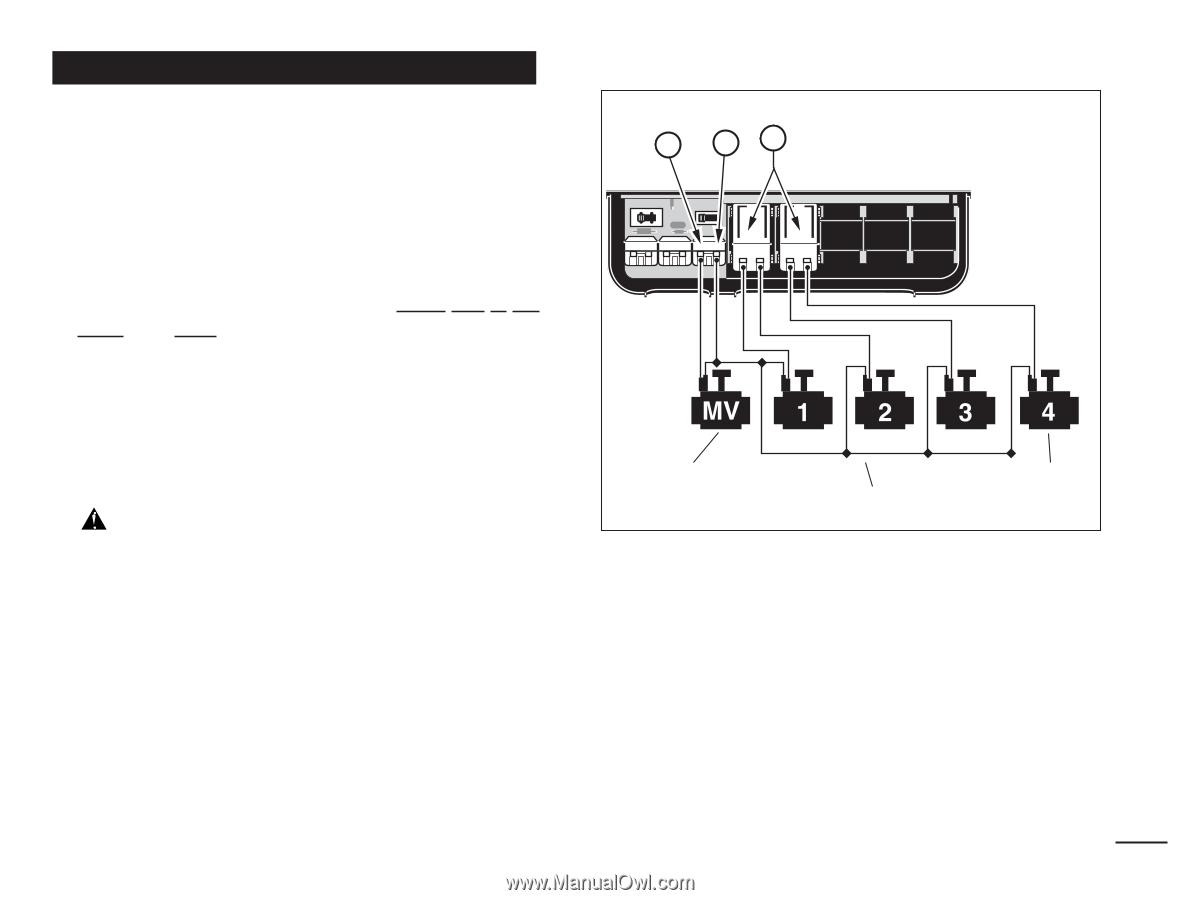 Toro Ecx Sprinkler Wiring Diagram Trusted Schematics Irrigation 53765 User Guide Lawn System
