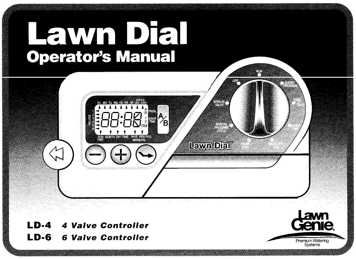 ... Array - toro ld6 operation manual rh manualowl ...