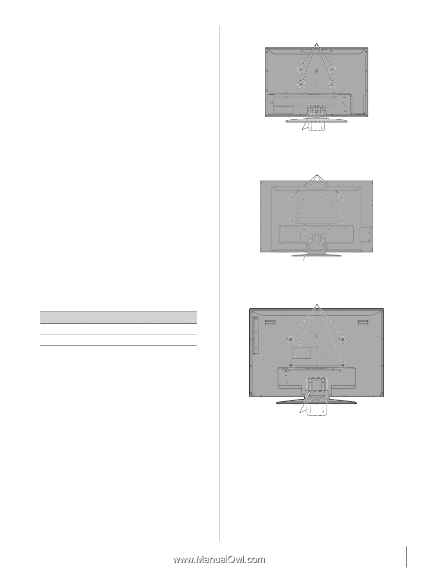 toshiba 37av500u owner s manual english page 5 rh manualowl com Toshiba 55HT1U Manual Toshiba Remote Manuals