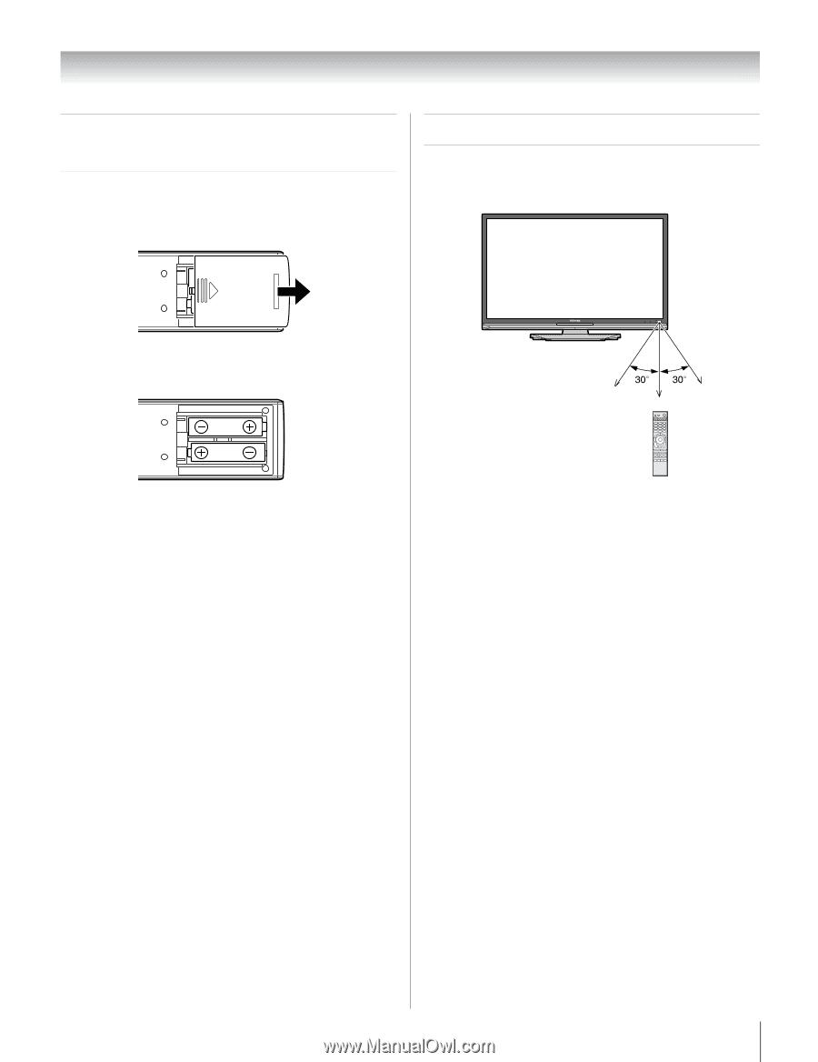 Toshiba Regza 46rf350u Manual Honda Gx390 Electric Start Wiring Diagram Moreover Jeep Cherokee Fuel Array Owner U0027s English Page 22 Rh Manualowl Com