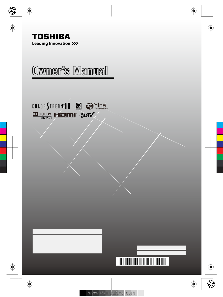 toshiba 46g300u1 user manual