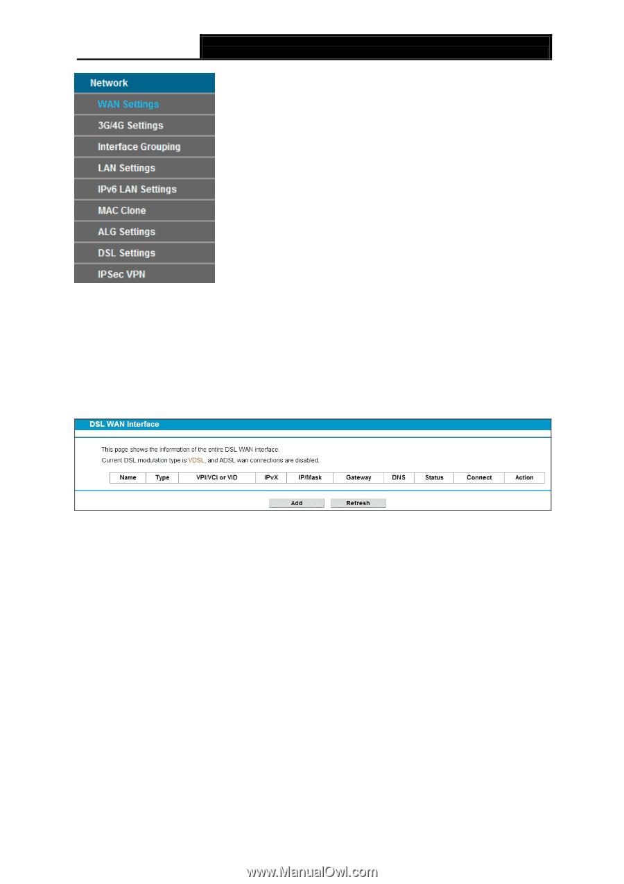 TP-Link TD-W9970 | TD-W9970 V1 User Guide - Page 32