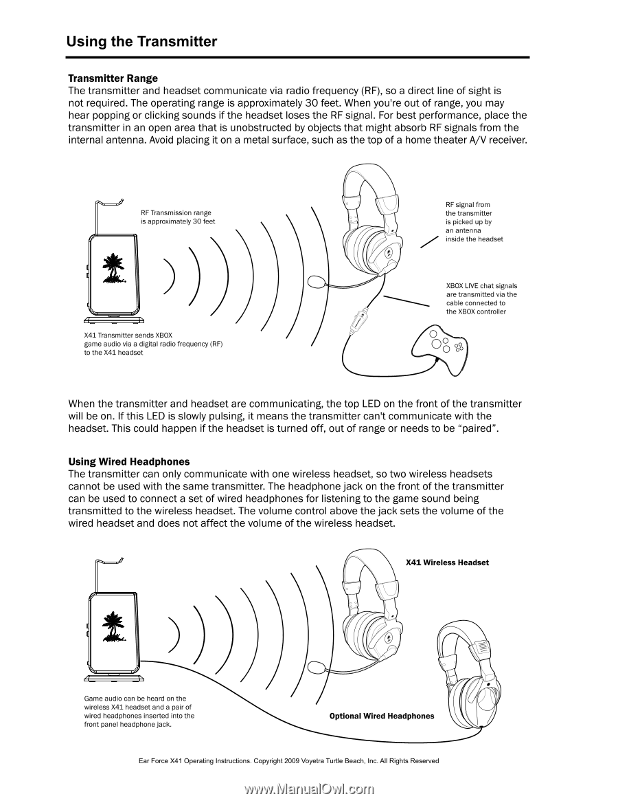 turtle beach ear force px3 user s guide page 5 rh manualowl com Turtle Beach Headset Turtle Beach X41 Amazon