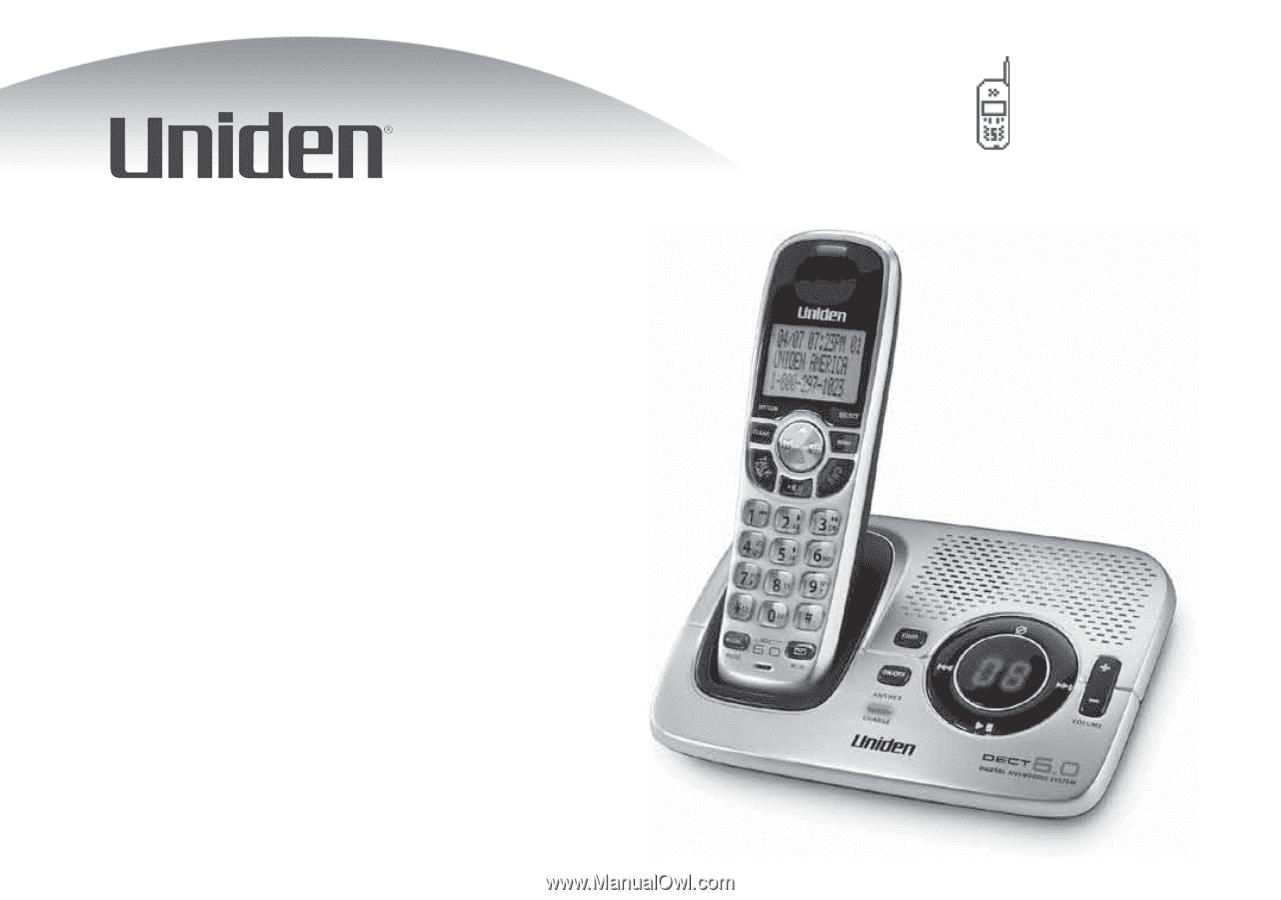 uniden dect 1588 5 manual uniden dect1588 5 handset blue for dect1560 1580 1588 uniden gmr1235 uniden phones owner's manual uniden phones dect 6.0 owners manual