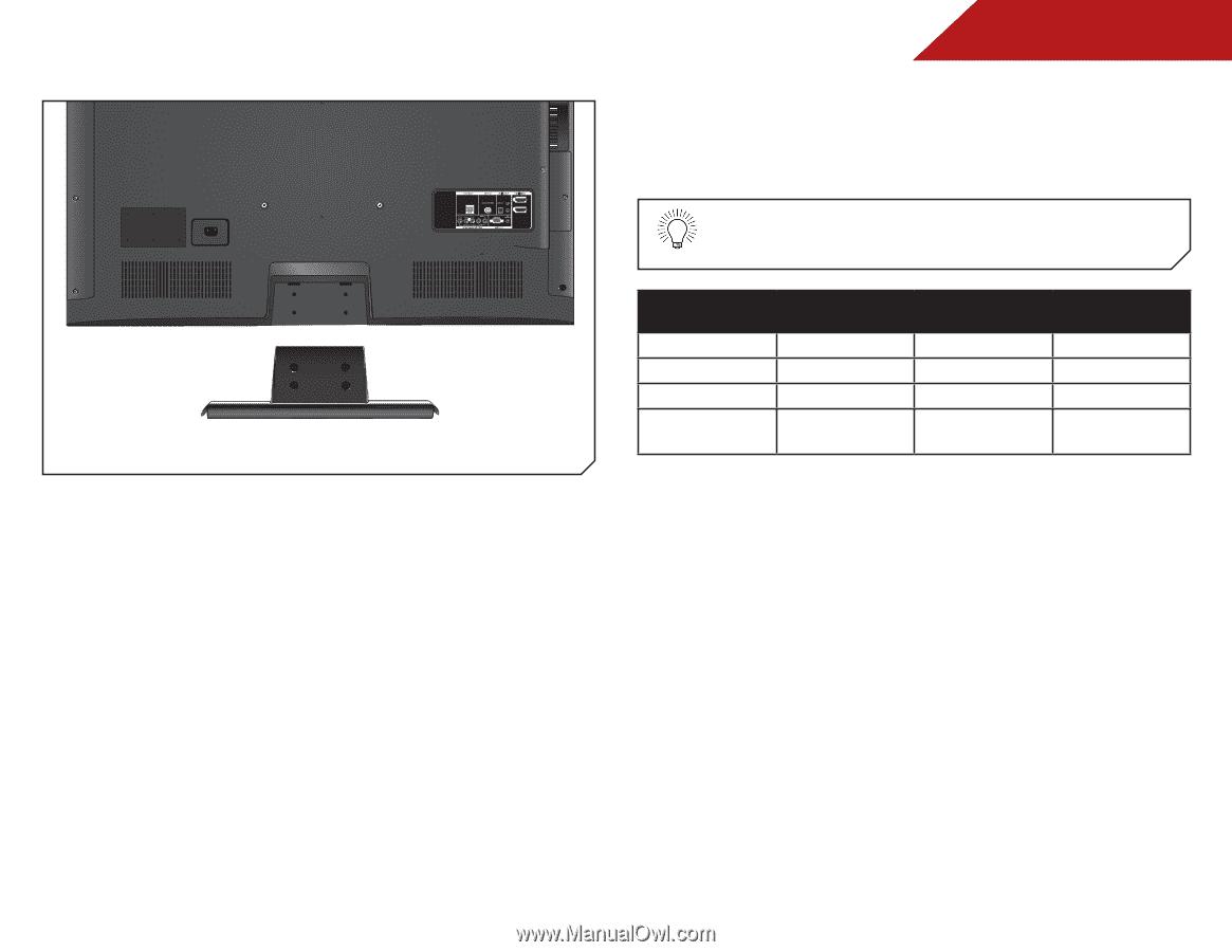 vizio e472vle user manual page 11 rh manualowl com Vizio Manuals PDF Vizio E422VLE