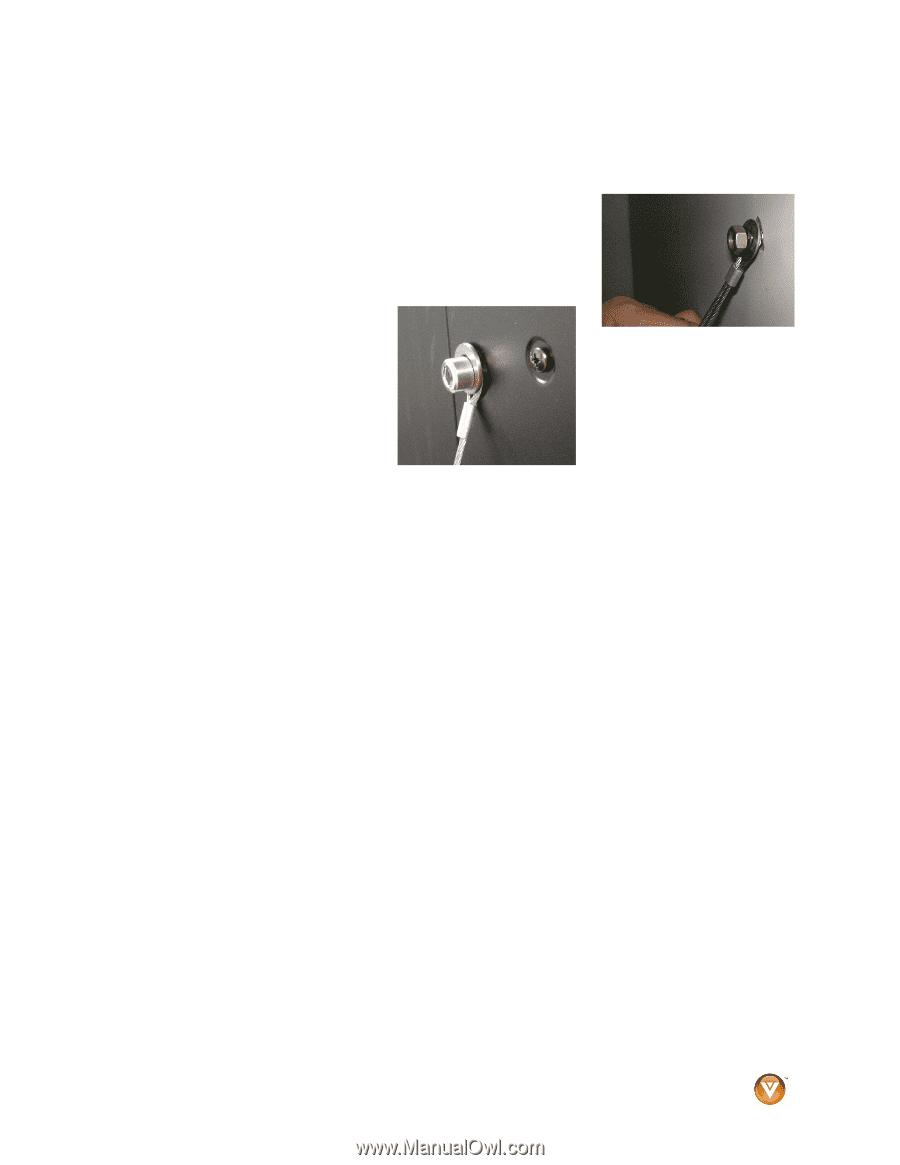 Vizio sv420m | sv420m hdtv user manual.