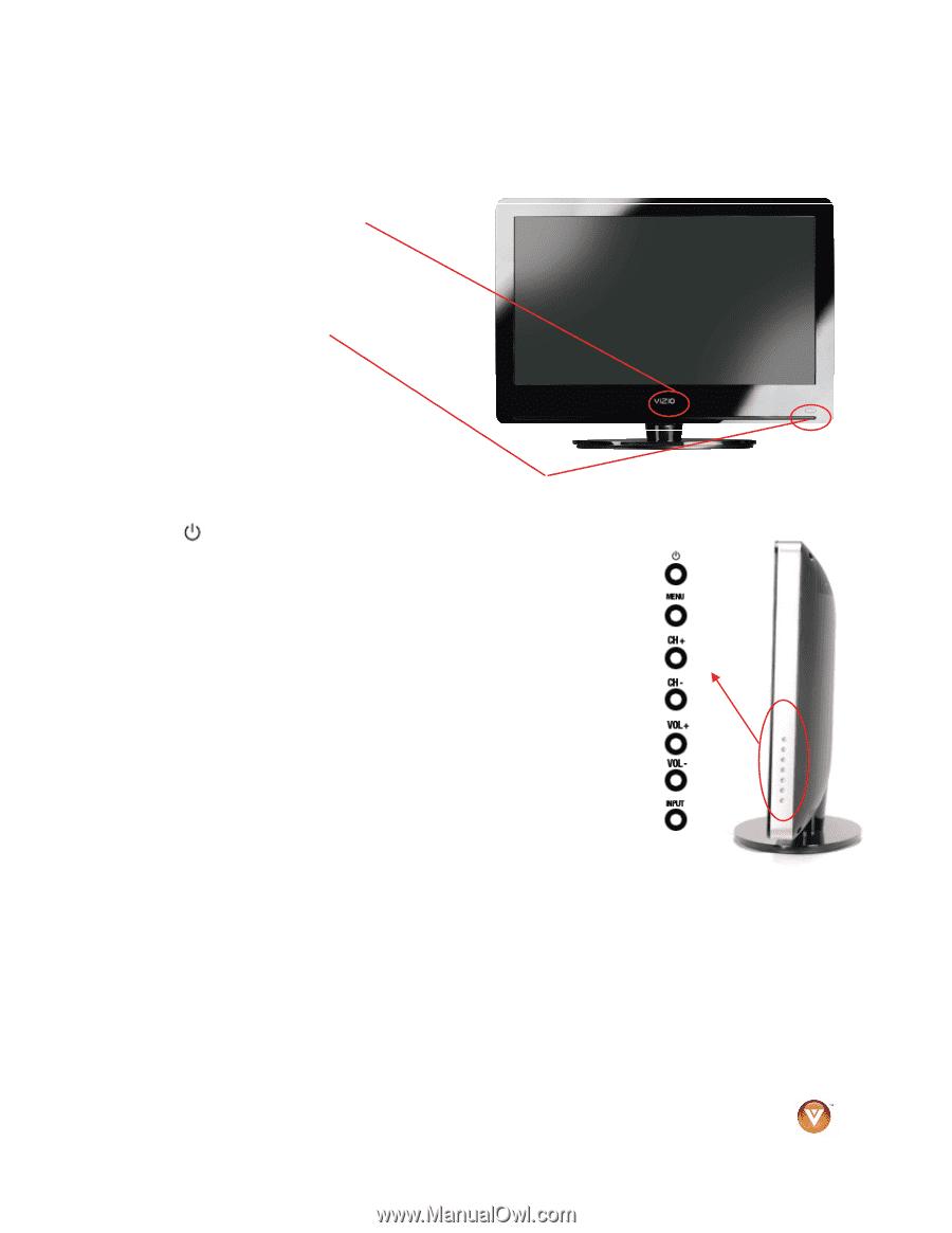 vizio va220e va220e user manual rh manualowl com Vizio TV Service Manuals Vizio LCD TV Screen Replacement