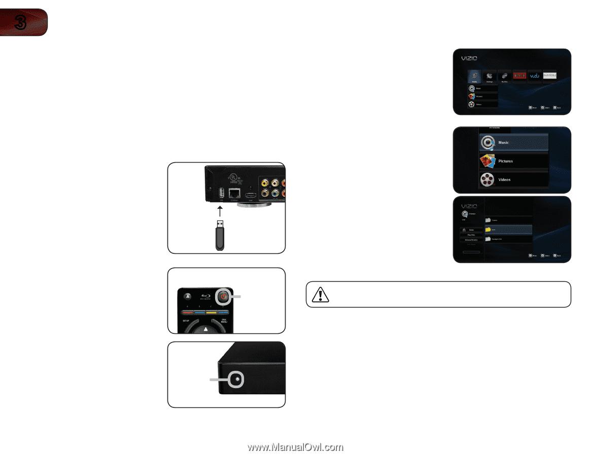 Replacement tv remote control for vizio vbr334 television.