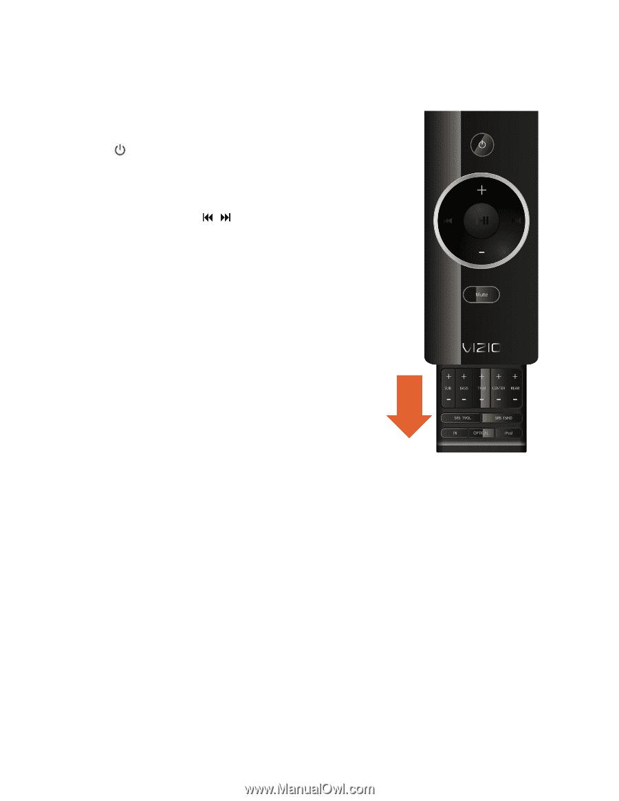 vizio vht510 vht510 user manual page 14 rh manualowl com vizio vht510 soundbar manual vizio vht510 soundbar manual