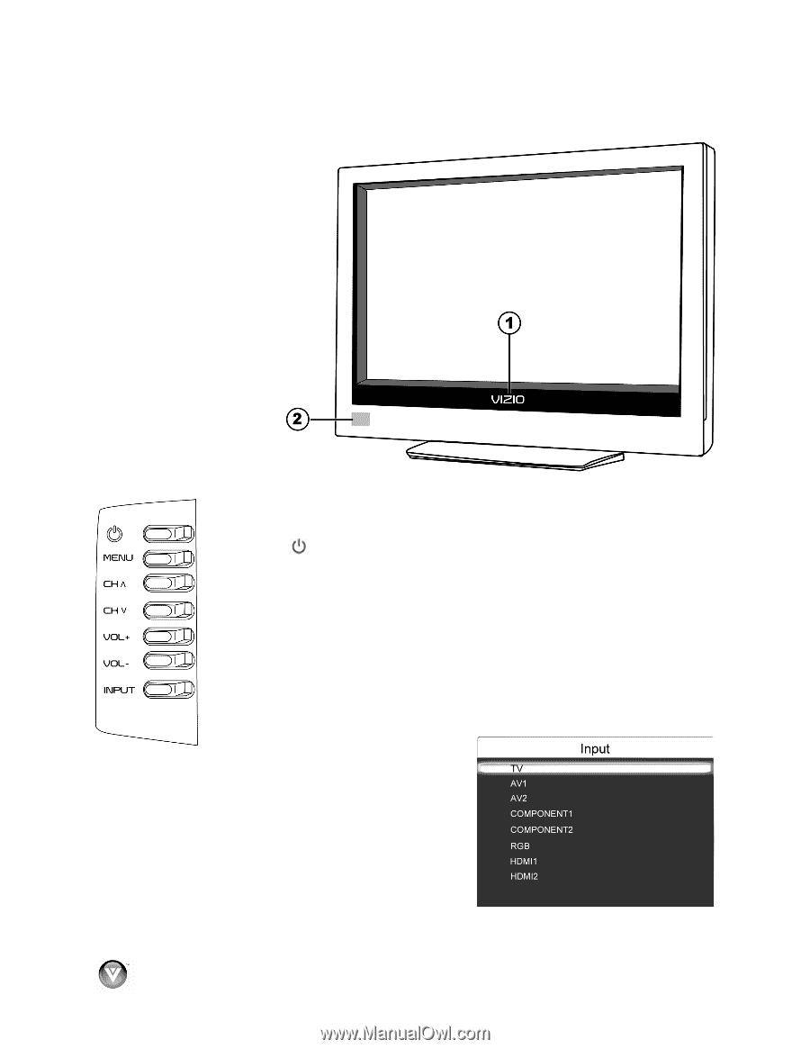 vizio v0320e manual product user guide instruction u2022 rh testdpc co Vizio VO420E Troubleshooting Vizio VO420E LCD-screen