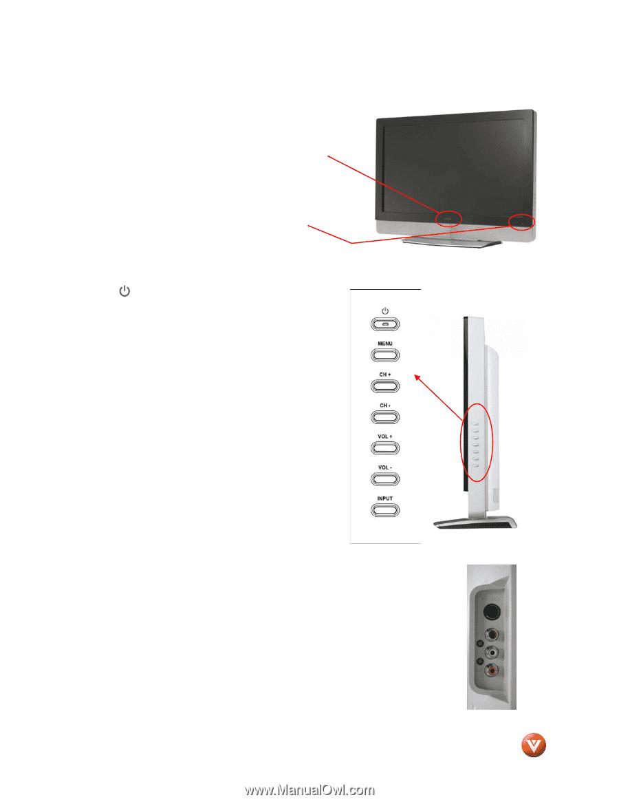 vizio vx32l user manual rh manualowl com Vizio VX32LHDTV10A Parts Vizio VX32LHDTV10A Weight