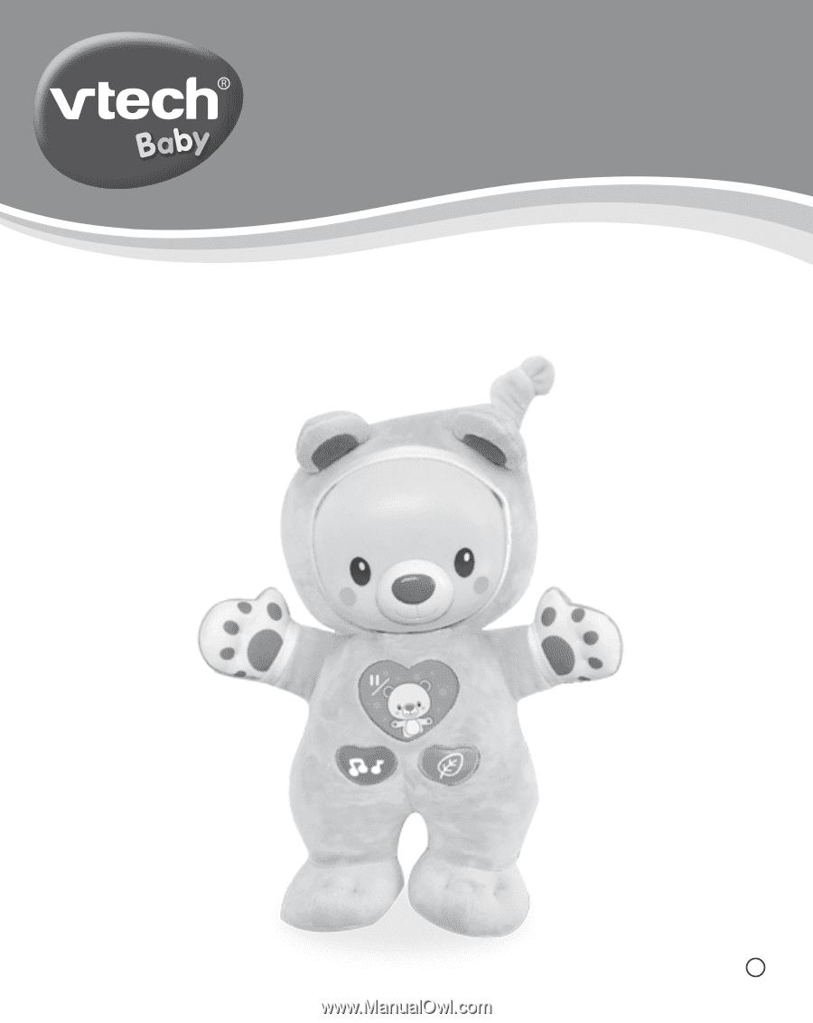 VTech Baby Sleepy Glow Bear Musical Soft Toy Pre School Birthday Christmas Gift